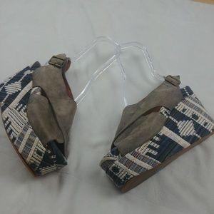 Jeffrey Campbell Wedge Platform 9 M Ibiza Sandals